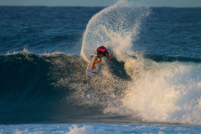 Gabriel Medina vuelve a Australia a defender su título / Gabriel Medina (BRA), reigning world champion, returns to defend his crown on the Gold Coast. (Photo: WSL Press)